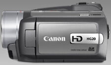Canon HG20 12x Optical Zoom,High Definition HDD Camcorder PAL