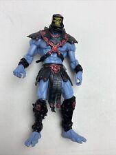 Masters of the Universe 200x SPIN BLADE SKELETOR Figure 2001 He-Man MotU