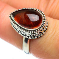 Baltic Amber 925 Sterling Silver Ring Size 7 Ana Co Jewelry R49678F