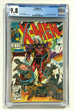 X-men #2 CGC 9.8 NM/M white 1991 Marvel comic Magneto Jim Lee
