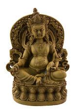 Vaishravana-Statue tibetaine Kubera Jambhala Dieu des Richesses 12 cm 25494