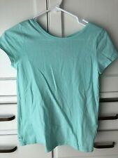 Girls Lilly Pulitzer Poolside Blue Mochi Shirt Top Size XL 12 - 14 $32