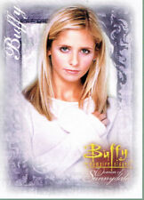 Buffy The Women Of Sunnydale PROMO CARD WOS P-1