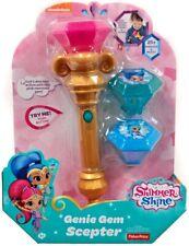 Girl Toys Fisher Price Shimmer & Shine Genie Gem Scepter