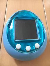 USED Bandai Tamagotchi ID Blue Japanese Version Virtual Reality Pet Free Ship