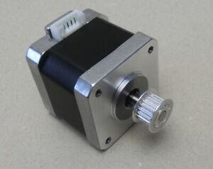 Schrittmotor Stepper Motor Riemenrad für Geeetech A10 3D Drucker Printer 01