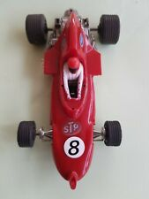 Scalextric F1 Grand Prix Car March Ford working 1970s C026