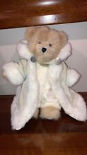 Boyds Bears Natasha Crystalfrost Collectible - Mint Condition