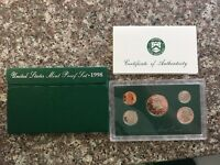 PROOF SETS SPECIAL (1998 PROOF SET)