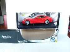 Ferrari 612 Scaglietti Bj.  2004 rot / red 1:18 HotWheels M Box