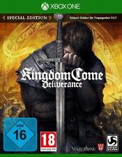 Kingdom Come: Deliverance (Microsoft Xbox One, 2018)
