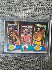 Michael Jordan 1992-93 Skybox School Ties Worthy - Perkins