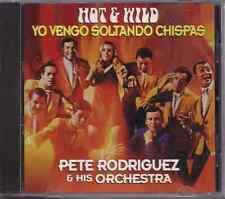 CD Mega RARE Fania FIRST PRESSING Pete Rodriguez & Orchestra HOT & WILD