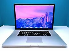 Apple MacBook Pro 17 inch OSX 2016 / 1 Year Warranty / Core i5 2.53Ghz / 2TB HD!