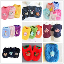 XXS XS Teacup Dog Sweate Puppy Coat Pet Clothes for Yorkie Chihuahua Maltese Cat