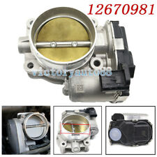 For GM Throttle Body Front For Buick Cadillac Chevrolet GMC 3.6L Engine 12670981