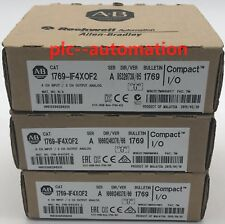*Ship Today 2015* Allen Bradley 1769-IF4XOF2 Analog Card 1769-IF4X0F2 Ser A