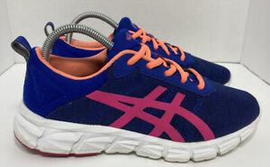 Asics Gel Quantum Lyte Asics Blue Pink Glow Running Shoes Size 6.5