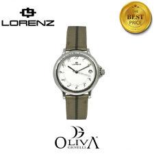 Lorenz Orologio Unisex Tessuto DateJust 026678EE