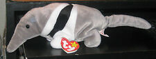 Rare Ty Ants The Anteater Beanie Baby - Retired With Tag Error 1997 - 1998 Error