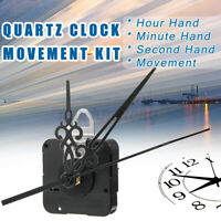 DIY Wall Quartz Clock Movement Mechanism Replacement Repair Tool Part Set