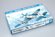 "Trumpeter 1/72 01631 Hawker ""Sea Fury"" FB.11"