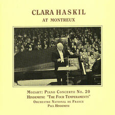 Mozart / Hindemith / - Clara Haskil at Montreux [New CD]