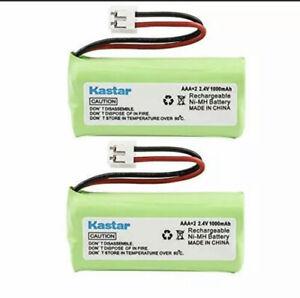 Kastar 2-Pack Replacement Battery For Vtech 8300 / BATT-6010 / BT18433 /