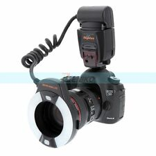 Meike MK-14EXT E-TTL LED Macro Ring Flash Light for Canon EOS 5D II III 70D 650D