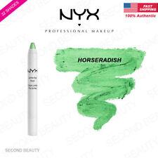 6 NYX Jumbo Eye Pencil Color JEP607 Horseradish ( Pearly light green ) Brand New