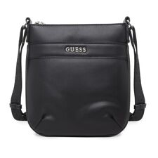 Guess Borsa Tracolla Borsello Uomo Messenger Bag Men Nero Black