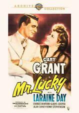 MR. LUCKY NEW DVD