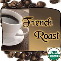 Organic French Roast coffee