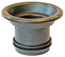 """Fernco FTS-3 Wax Free Toilet Seal - 3"""""""