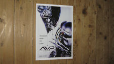 Alien v Predator AVP Fantastic Repro POSTER