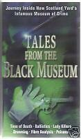 Tales From The Black Museum 2  (Double VHS) NEW SEALED