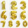 LN_ CN_ 10PCS AUTOMATIC INFLATABLE 0-9 NUMBER ALUMINUM FOIL BALLOON PARTY DECO