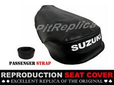 SUZUKI TS125 TC125 TS185 R/J 1971-1972 SADDLE SEAT COVER [STCE]
