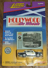 Andy Griffith Show Barney's Cop Car Johnny Lightning Hollywood on wheels 431-00