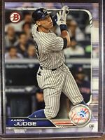 Aaron Judge Baseball Card #16 Topps Bowman MLB New York Yankees Free Ship MINT
