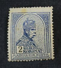CKStamps: Worldwide Stamps Hungary Scott#82 Mint LH OG
