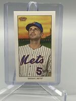2020 Topps T206 David Wright POLAR BEAR Back SP Series 2 New York Mets