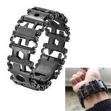 Multifunctional Practical Bracelet Stainless Steel Potable Multi Tools Set