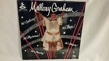 MALLORY GRAHAM - HE'S AMAZING - SELF TITLE - HOCTOR RECORDS -HLPS-4501 SEALED!