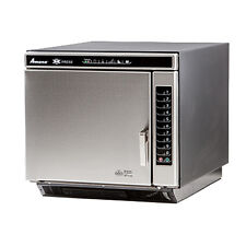 Amana Ace14n Commercial Convection Microwave Combi Oven W Braille Touch Pad