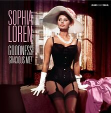 Sophia Loren GOODNESS GRACIOUS ME! 180g NEW SEALED Red Colored Vinyl LP