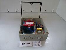 Ismet MTD 232/14/9J 0,075KVA Transformer Pr 220V Sec 24V 3,12A in control Box