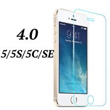 1/2 PACKS Vitre de Protection film Verre Trempé écran iPhone 5/5S/5C/SE/6/6S/7/8