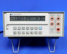 Agilent HP Keysight 3468B 5.5 digit DMM w HP-IL Untested Item As Is