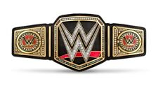 Wwe World Wrestling Heavyweight Championship Title Belt Adult Size 2 mm Brass